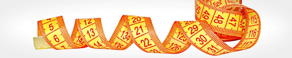 Measure yourself on the HCG Diet